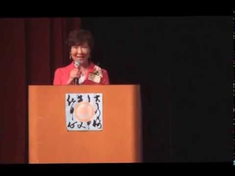 第十五屆青少年中華學藝比賽頒獎禮 ---- Dr. Ivy Chan 致辭