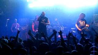 Soilwork - The flameout (live)