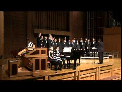 Men's Choir Spring 2015