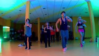 Wisin & Yandel, Maluma - La Luz Fitness L Dance L Choreography L Zumba