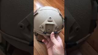 Mũ helmet chống đạn của Mỹ