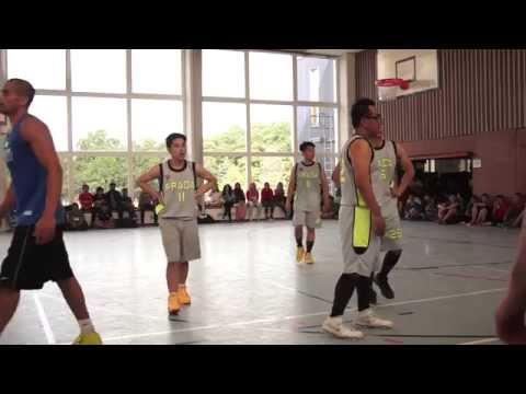 Hannover 2014: [Basket Putra] Berlin vs FraDa