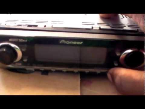 Pioneer  DEH-P6400 repair - Смешные видео приколы