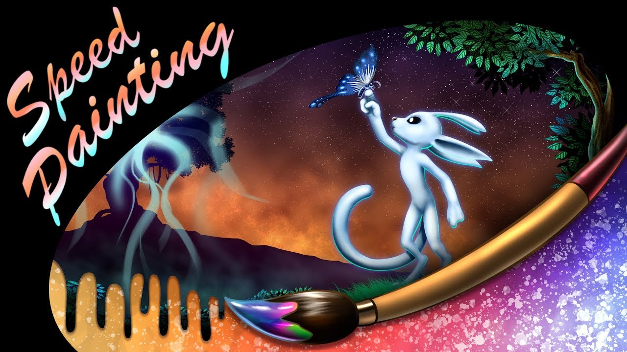 Speed Dragon Rebirth 1 Fanart Ori And The Blind Forest Youtube