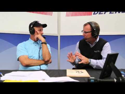 Tony Walker Financial Day at the Fair 2013 interview with 84 WHAS Terry Meiners