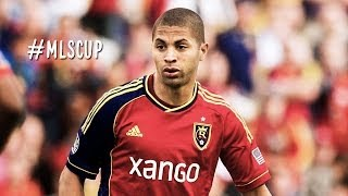 GOAL: Alvaro Saborio finishes off a fantastic feed from Kyle Beckerman | MLS Cup 2013