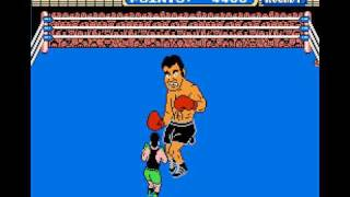 Let's Play Mike Tyson's Punch Out (NES) - Cheat/No Cheat (1/8)