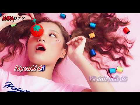 [Karaoke] Tớ Thích Cậu - San Hara ( Beat Chuẩn )