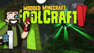 Get that OP FREAKIN START! | #1 | FoolCraft 2 | Modded Minecraft 1.10.2