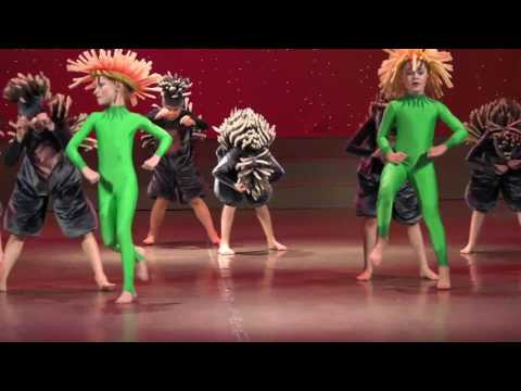 Звёздочки детской эстрады 2017, Поколение DANCE