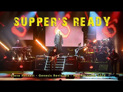 Supper's Ready - Steve Hackett