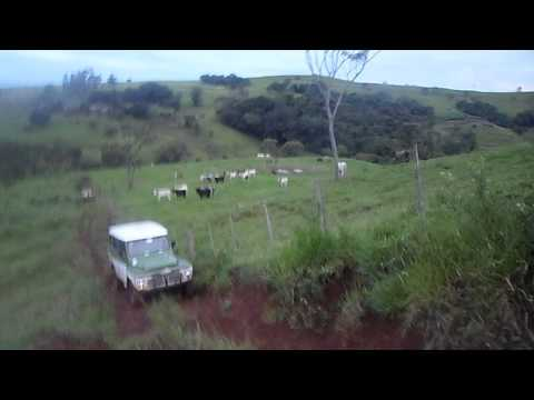 Rural 6 cilindros opala 4100 subindo morro