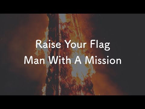 【カラオケ/Offvocal】Raise Your Flag - Man With A Mission