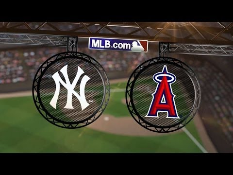 5/7/14: Yanks Start Fast, Cruise Past Halos For Win