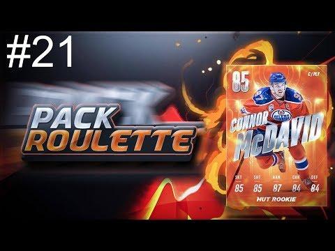 Pack Roulette S1E21  NHL 18 Hockey Ultimate Team
