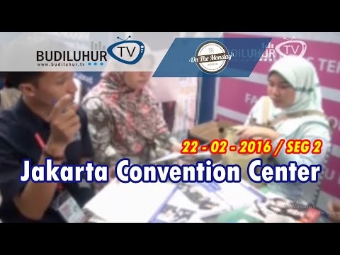 On The Monday - Jakarta Convention Center (22-02-2016)