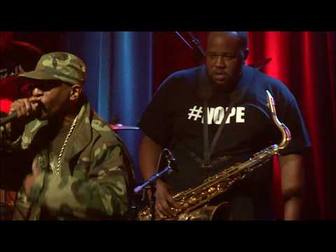 "The Soul Rebels ft Rakim  - ""Don't Sweat The Technique"" / ""Paid In Full"""