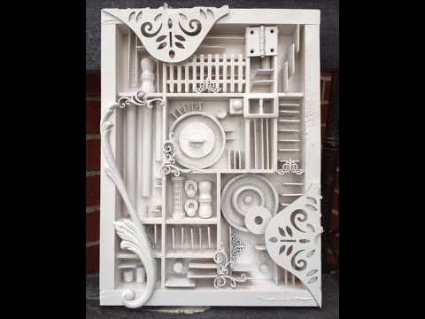 Assemblage - Louise Nevelson
