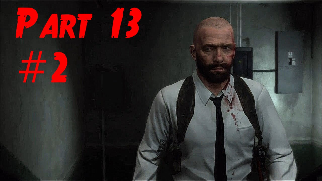Max Payne 3 13 A Fat Bald Dude With A Bad Temper Part 2 Youtube