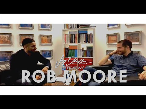 Jay Dhillon interviews Rob Moore 5 times Amazon bestseller And World Record Holder