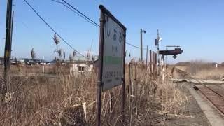 【廃駅予定】JR北海道日高本線 汐見駅(20210312)
