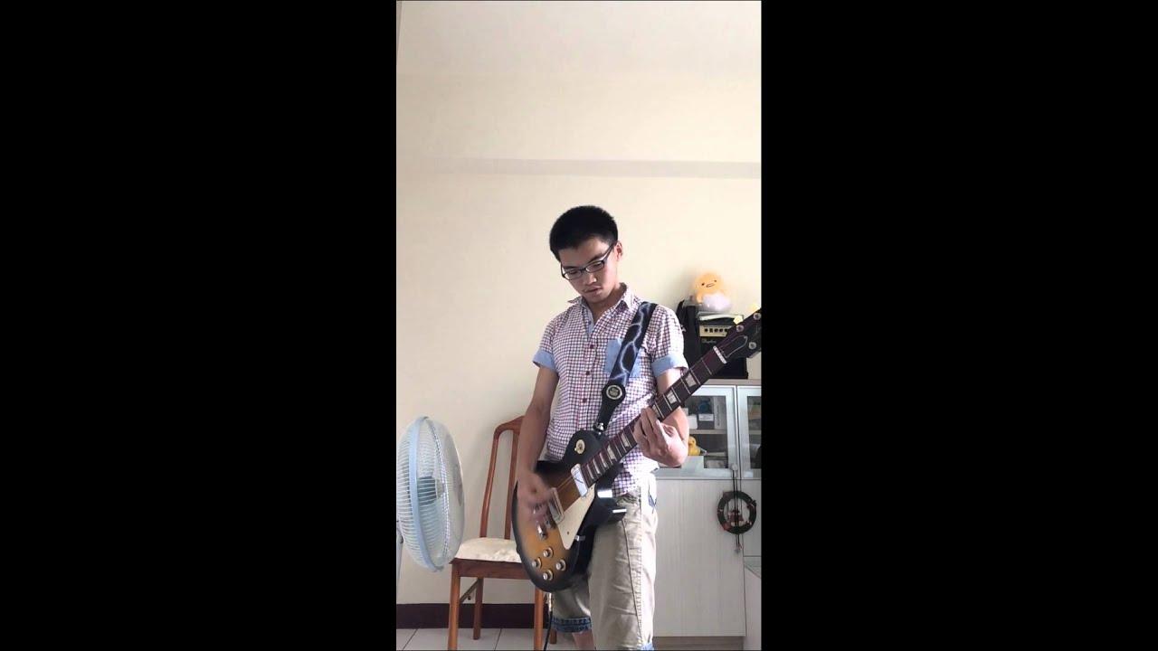 I Just Wanna Run Guitar Cover Youtube