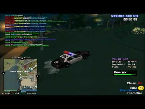 [DRL-RP]LSPD Random moment #1