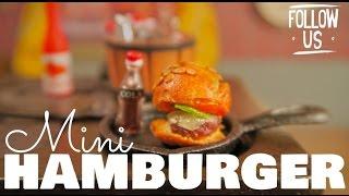 MINI HAMBURGERS! thumbnail