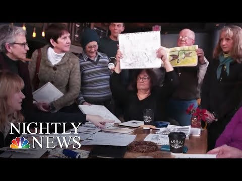 Download Youtube: This Organization Is Turning Drawing Into A Social Pastime | NBC Nightly News