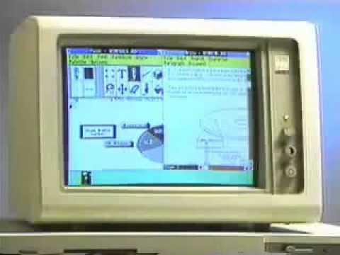 Стив Баллмер продаёт Windows 1.0
