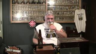 Beer Review # 1573 Revolver Brewing Blood And Honey American Ale