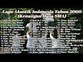 Kumpulan Lagu Pop Akustik Indonesia Terbaik Tahun 2000an