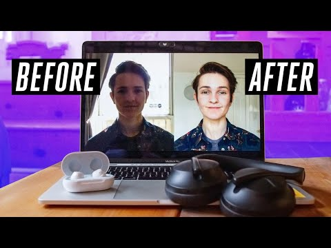 How to improve your video calls in 5 minutes