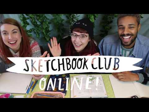 Sketchbook Club Online - Episode #2