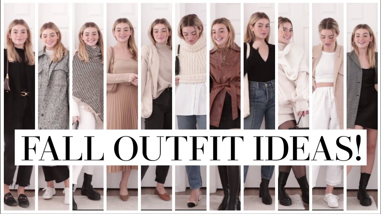 FALL OUTFIT IDEAS 20 Everyday fall looks..