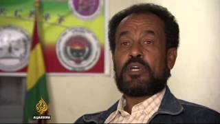 Ethiopia's Oromo groups protest for rights