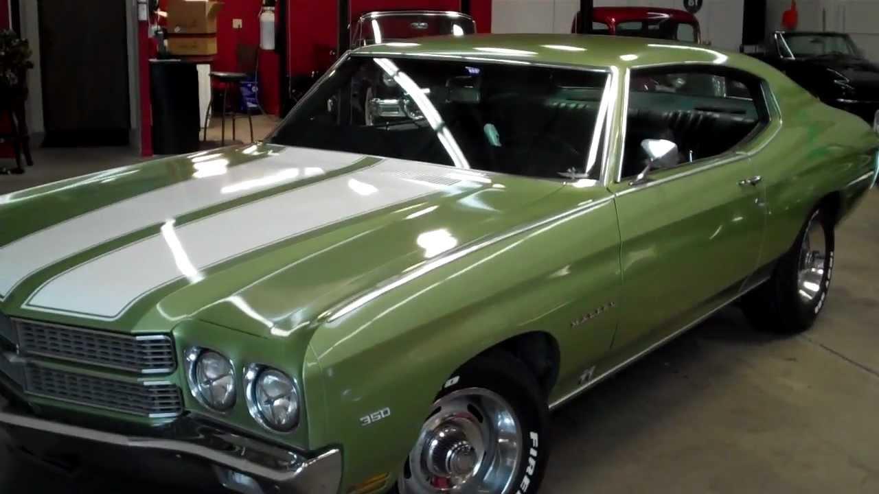 1970 Chevy Malibu >> 1970 Chevrolet Chevelle Malibu - FOR SALE - www.OCclassicCars.com - YouTube