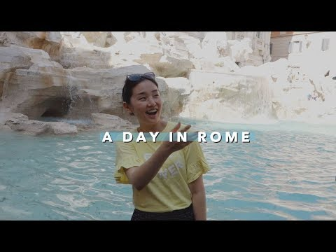 Sightseeing in Rome 🇮🇹   Vlogust Day 29