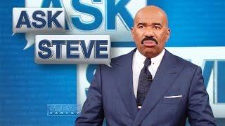 Ask Steve: My dad is psychic!    STEVE HARVEY