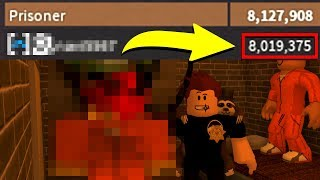 THIS IS THE RICHEST ROBLOX JAILBREAK PLAYER! (8 MIL+)