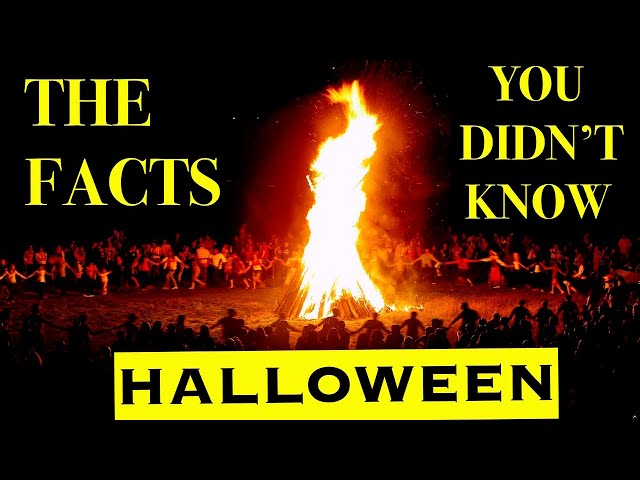 HALLOWEEN: The FACTS You DIDN'T KNOW!