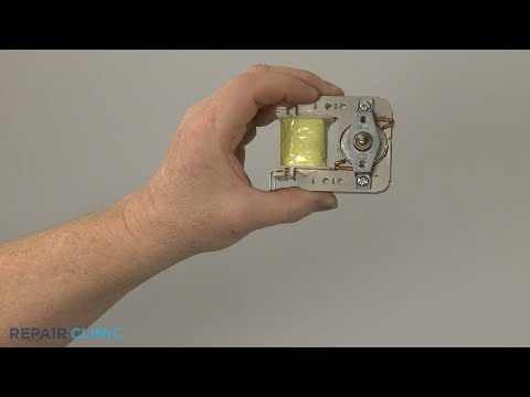 Blower Motor - Whirlpool Microwave Oven/Hood Combo  #WMH73521CS6