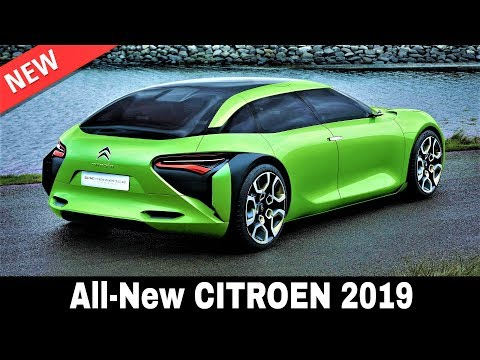 9 New Citroen Cars and Crossovers that Promote French Automaking in 2019