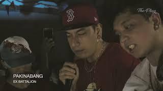 EX BATTALION -  PAKINABANG (Live Performance @ Manila) Video