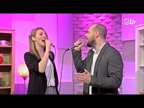 Alan Hrzica i Djordjia Palić - Kljuc zivota (live) -  (Laudato Tv 2016)