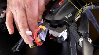 MJX Rc Bugs 3 Easy Simple upgrade to XT60 3s (3 Cell) battery