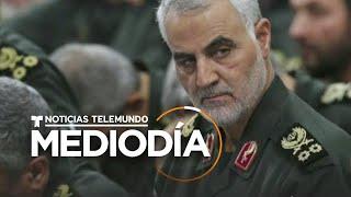 Trump ordenó el ataque contra un general iraní sin informar al Congreso | Noticias Telemundo