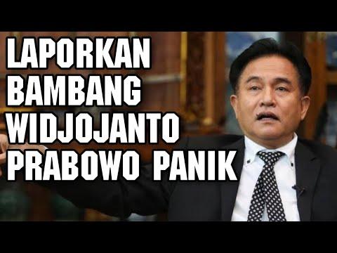 YUSRIL LAPORKAN BW , PRABOWO PANIK !