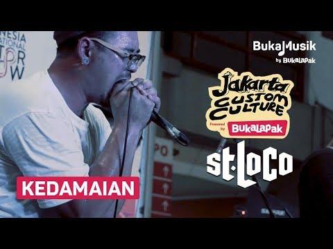 Download Mp3 Saint Loco - Kedamaian (with Lyrics) | BukaMusik - ZingLagu.Com