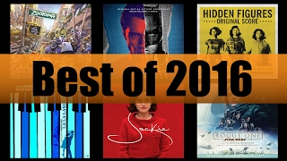 Best Original Motion Picture Soundtracks of 2016 [Top 30]